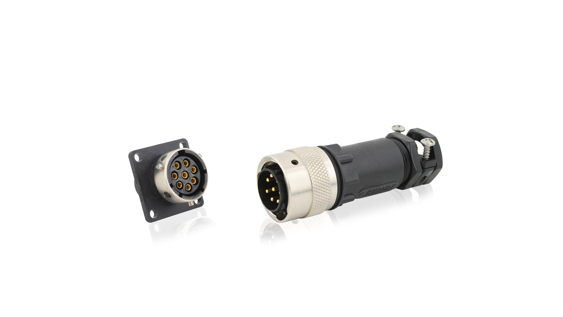 UTG connector